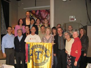 St-Lawrence members - Les membres du club