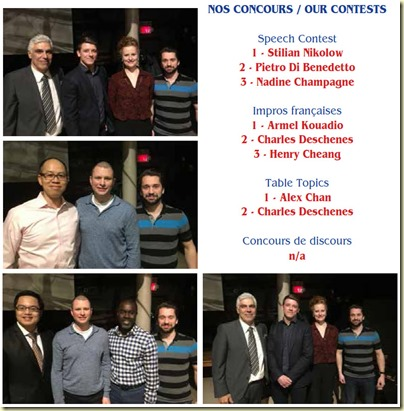 2018-01-St-Lawrence-Toastmasters-club-contest-winners